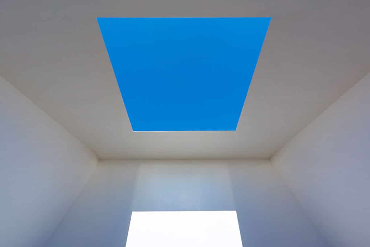 James Turrell at Houghton Hall