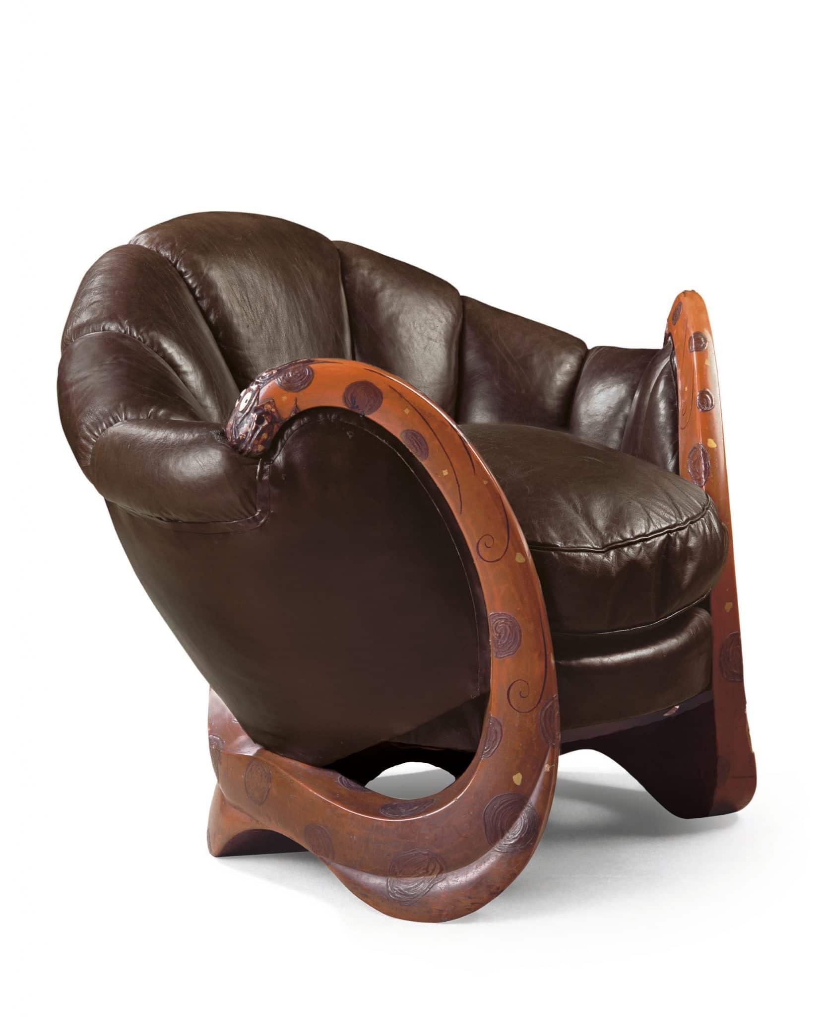 Eileen Gray, Dragon Chair, Christies