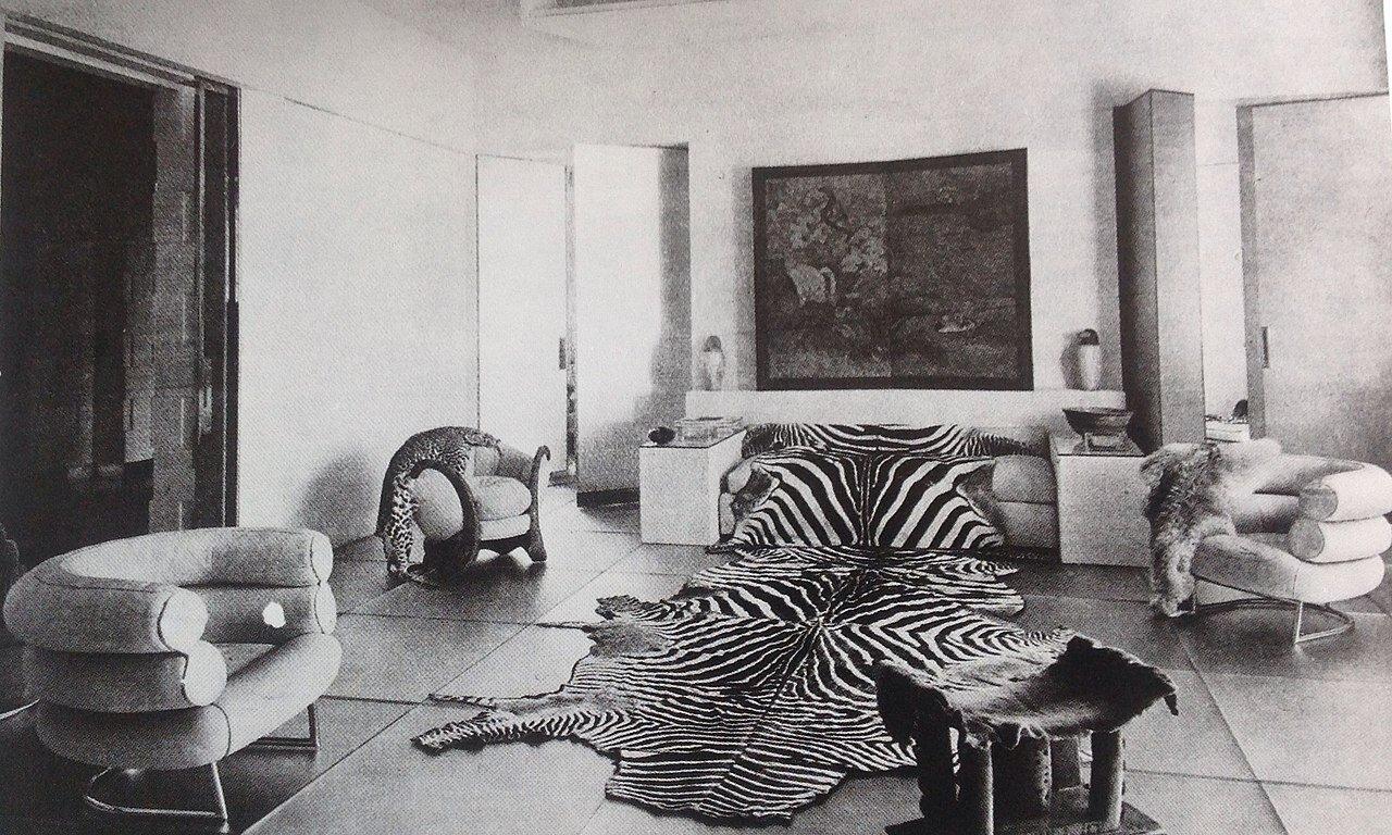 Eileen Gray Her Life and work Salon de Verre Paris