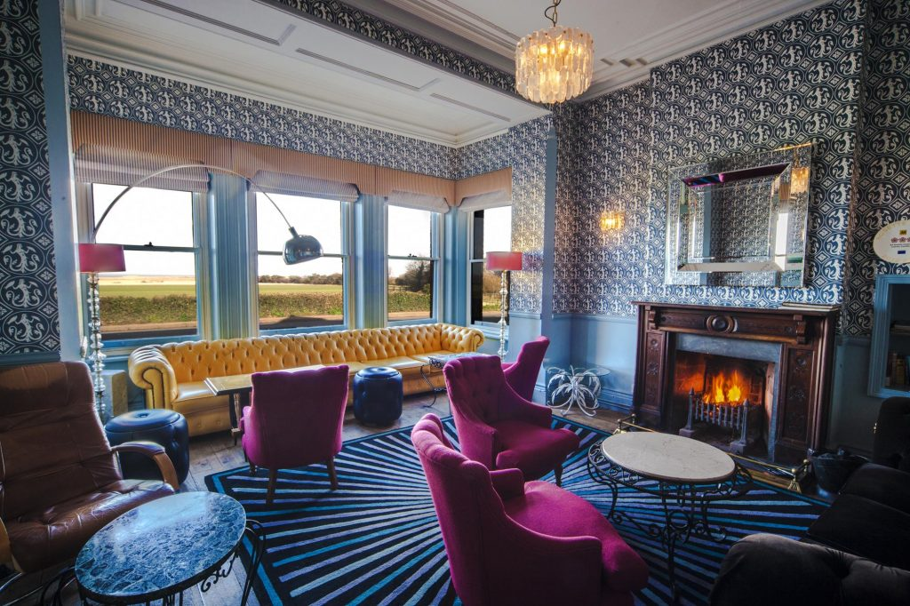 Titchwell Manor Hotel & Restaurant Brancaster Norfolk