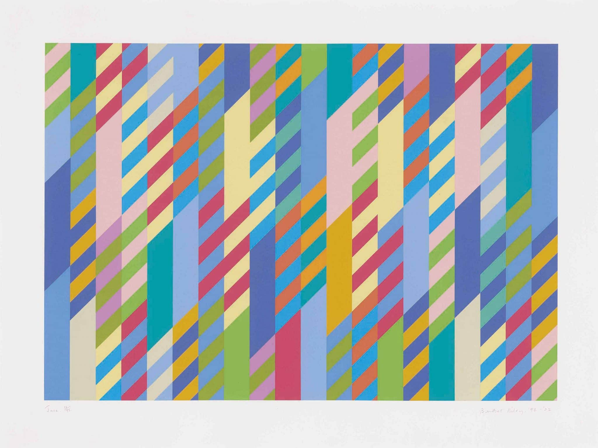 Bridget Riley, The Complete Prints, 1962 2020 Thames and Hudson Cristea Roberts