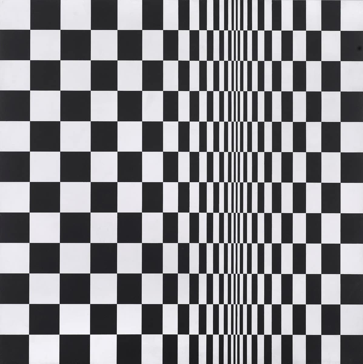 Bridget Riley, The Complete Prints, 1962 2020 Thames and Hudson Cristea Roberts Untitled based on movements in squares