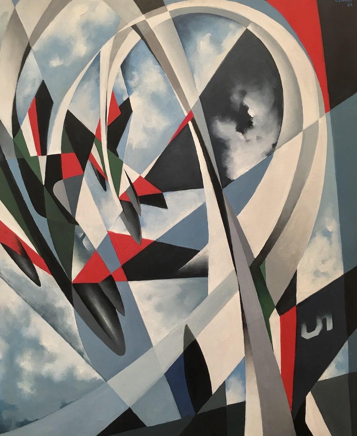 Tullio Crali: A Futurist Life - The Estorick Collection, London