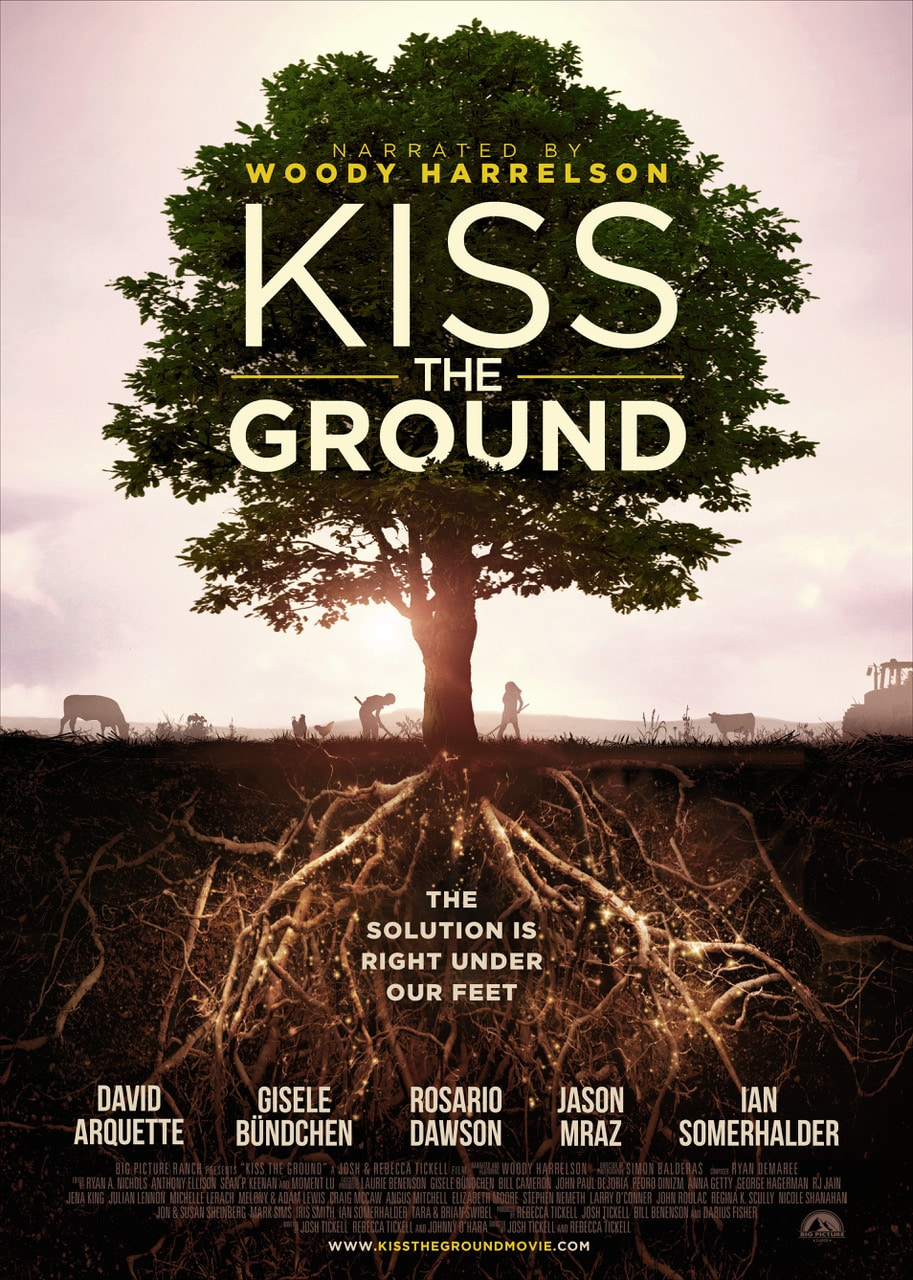 Julian Lennon interview kiss the ground