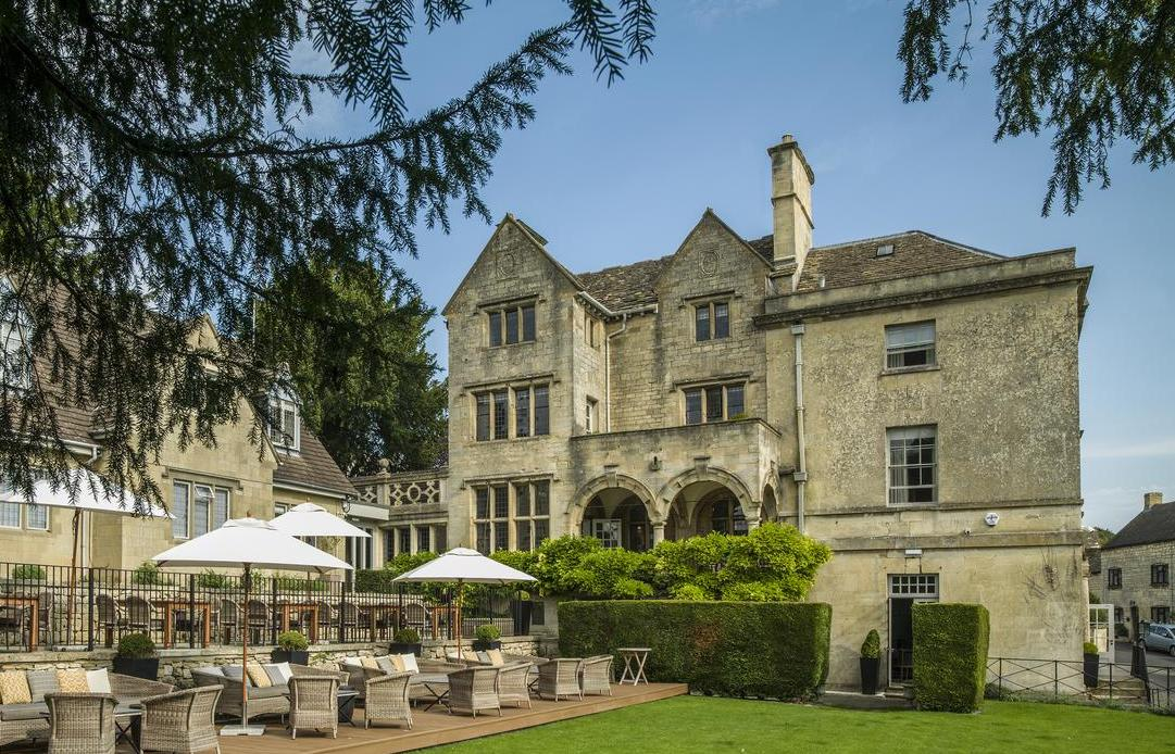 Afternoon Tea at The Painswick Hotel Cotswolds Stroud