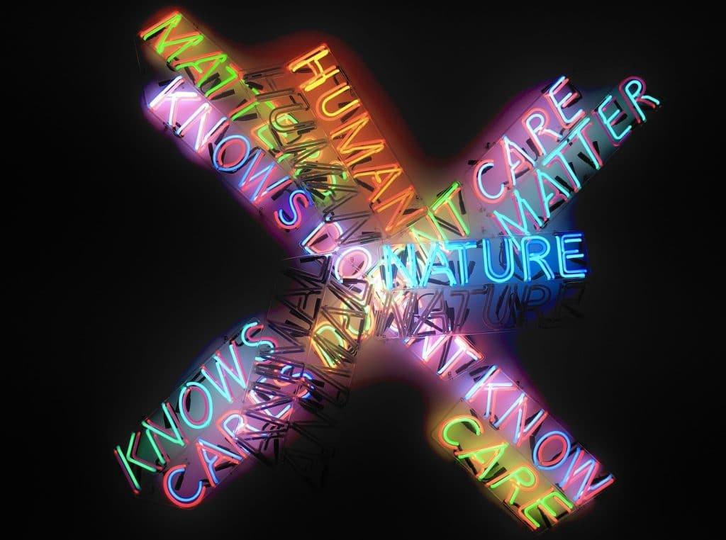 Bruce Nauman Tate Modern