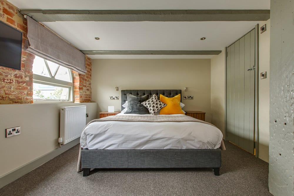The Ingham Swan, Restaurant with Rooms - Norfolk Bedroom