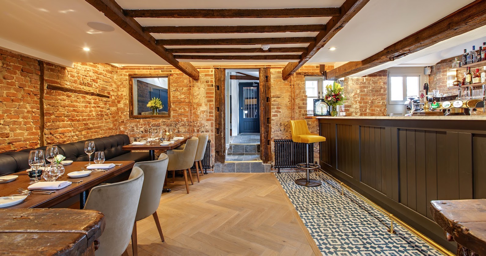 The Ingham Swan, Restaurant with Rooms - Norfolk
