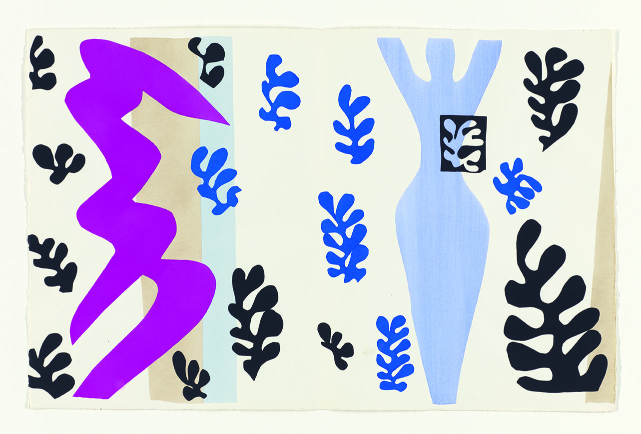 Jazz Henri Matisse The Books Louise Rogers Lalaurie Thames Hudson