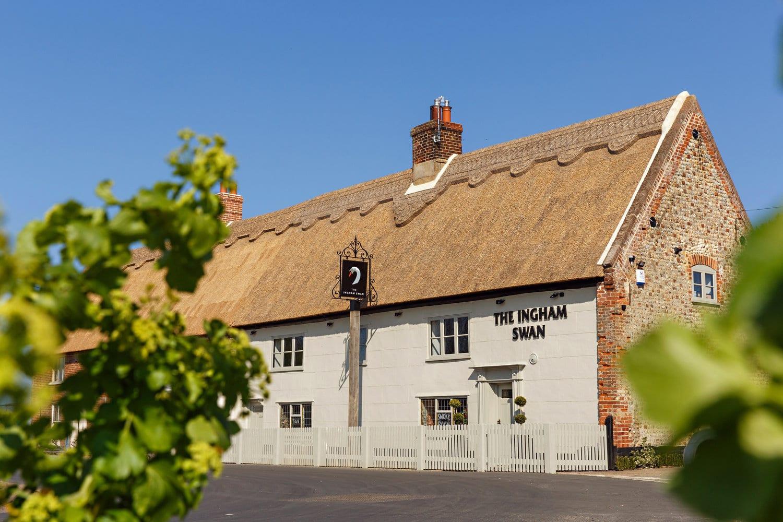The Ingham Swan, Norfolk Restaurant with Rooms - Norfolk
