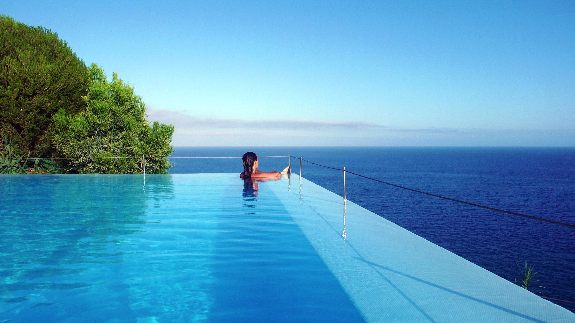 Hotel Estalagem do Ponta do Sol Madeira Pool