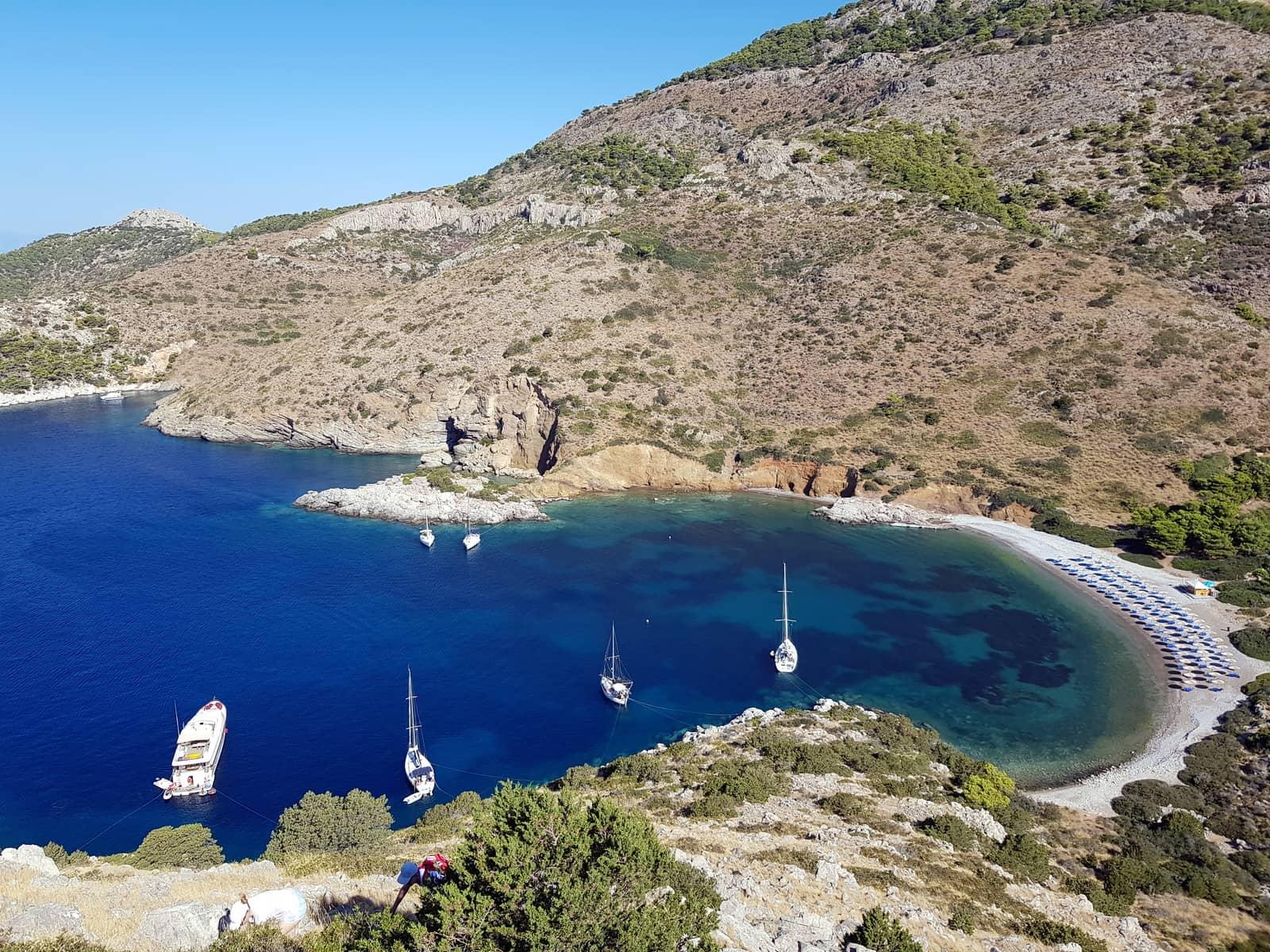 Hydrea Exclusive Hospitality Hotel Hydra Greece Beach