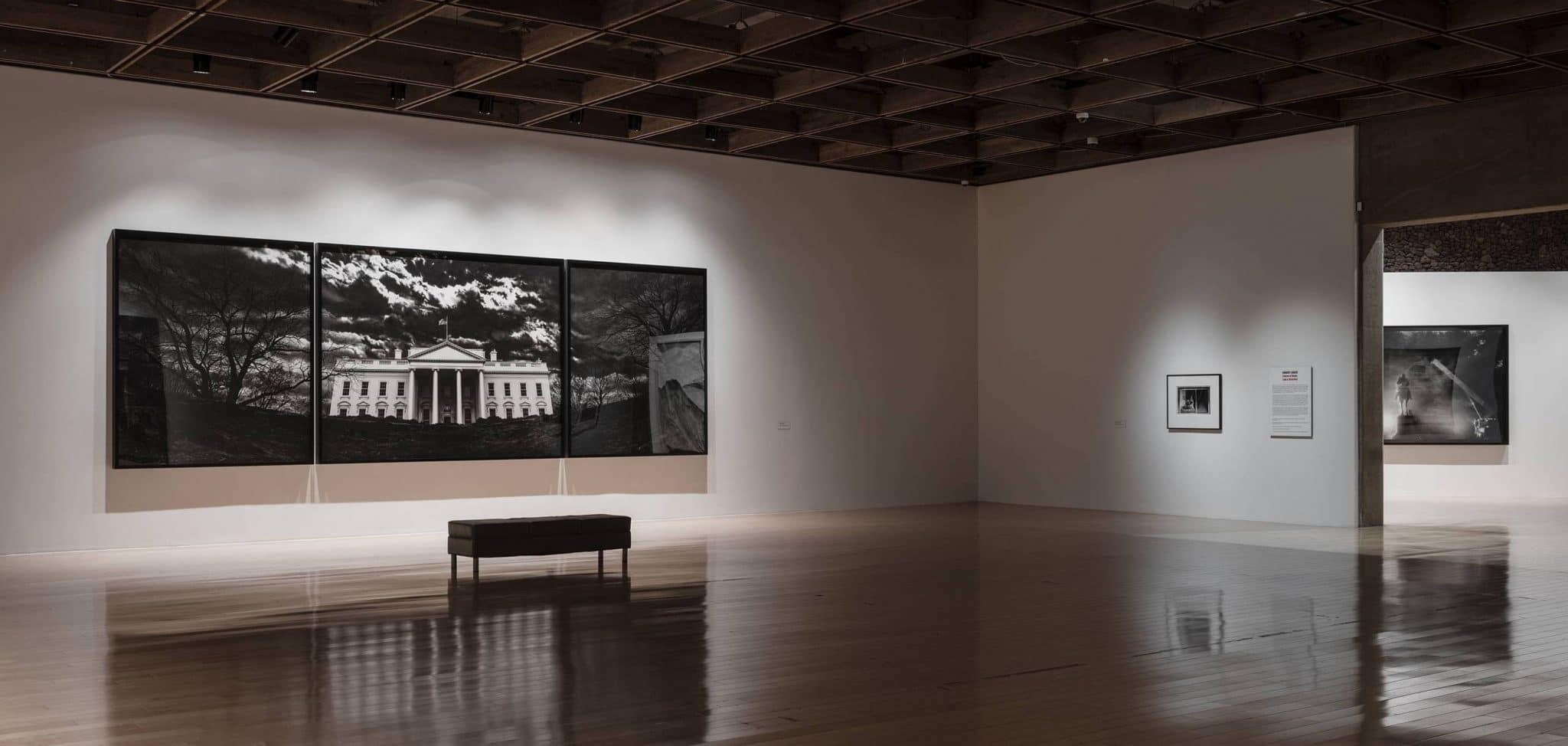 Robert Longo Storm of Hope: Law & Disorder Palm Springs Art Museum